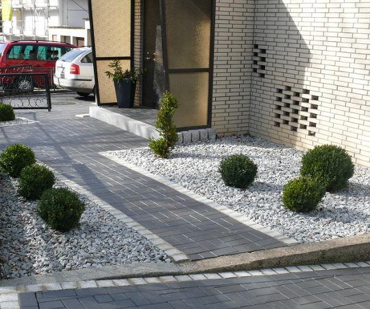 Bevorzugt Gartengestaltung Wieneke - Uslar - Referenzen - Wege im Garten NQ42